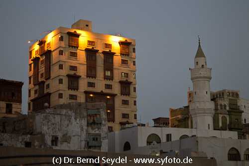 Balad, die Altstadt von Jeddah