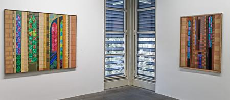 Ausstellung Otto Nebel - Dombilder